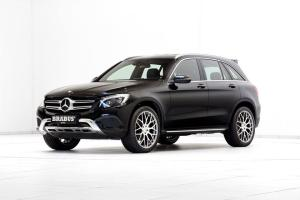 Mercedes-Benz GLC-Class by Brabus 2016 года